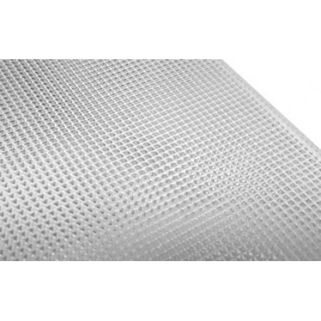 Рассеиватель полистирол микропризма 590х590 мм, в упак. 40 штук