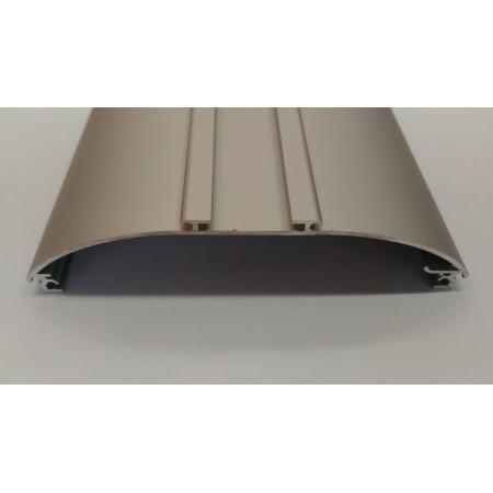 Профиль алюминиевый анодированный АЛ-4152