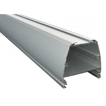 Профиль алюминиевый анодированный АЛ-2327