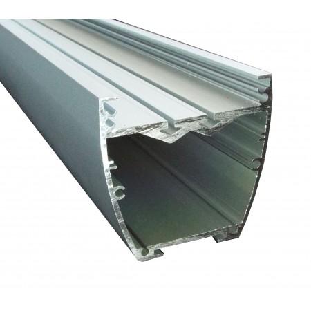 Профиль алюминиевый анодированный АЛ-088201